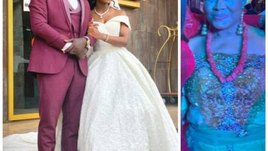 Photo of ACTRESS NGOZI EZEONU'S DAUGHTER GOT WEDDED IN ASABA (Photos)
