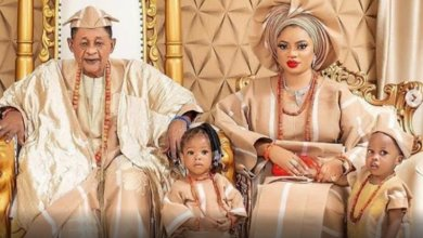 "Photo of ""Alaafin Of Oyo Is Not Just My Lover But Also My History Teacher"" Favorite wife, Queen Anu spills"
