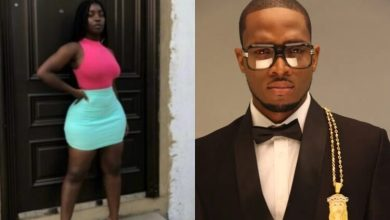 Photo of Another lady calls out Dbanj for inappropriate s3xual behaviour towards her