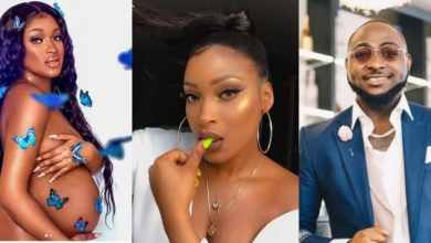 Photo of Larissa London-based makeup artist And Davido welcomes A baby boy