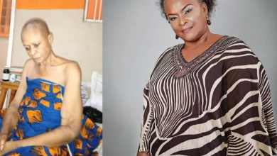 Photo of Ify Onwuemene Nollywood actress Is down with cancer, colleague appeals for help