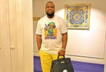 Photo of Hushpuppi, associates and the price tag of fraud