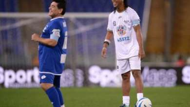 Photo of Ronaldinho Dreams Of Playing In Maradona's Gimnasia