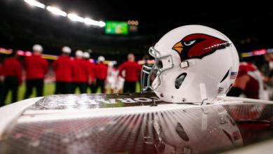 Photo of Arizona Cardinals rookie arrested after allegedly driving car into Lake Erie