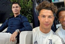 Photo of Cristiano Ronaldo Shows Off His New Hairstyle, Is It Ugly? (See Photo)