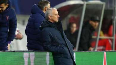 Photo of Mourinho Has Come Under Criticism