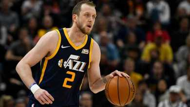 Photo of Utah Jazz star says camera caught teenager peeing on his driveway