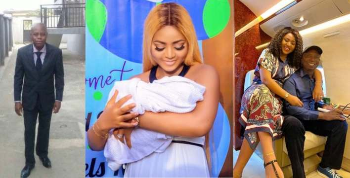 Regina Daniels's father Ojeogwu forgave Ned Nwoko for marrying His daughter.   Jude Ojeogwu, Father of Nollywood actress, Regina Daniels,