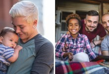 Photo of Non-Binary Trans Parent Shares What Why They've Chosen To Raise Their Child Free Of Gender Norms