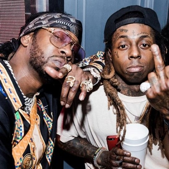 2 Chainz & Lil Wayne Connect On 'Money Maker.  One amazing thing about VERZUZ battles is that we get to see new releases from the participating artist every