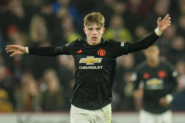 Brandon Williams Has Signed A New Contract With Manchester United.  He has made seven appearances in the post-lockdown period and with Luke Shaw injure