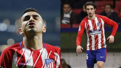 Photo of Two Players Have Tested Positive For Coronavirus :-Atletico Madrid