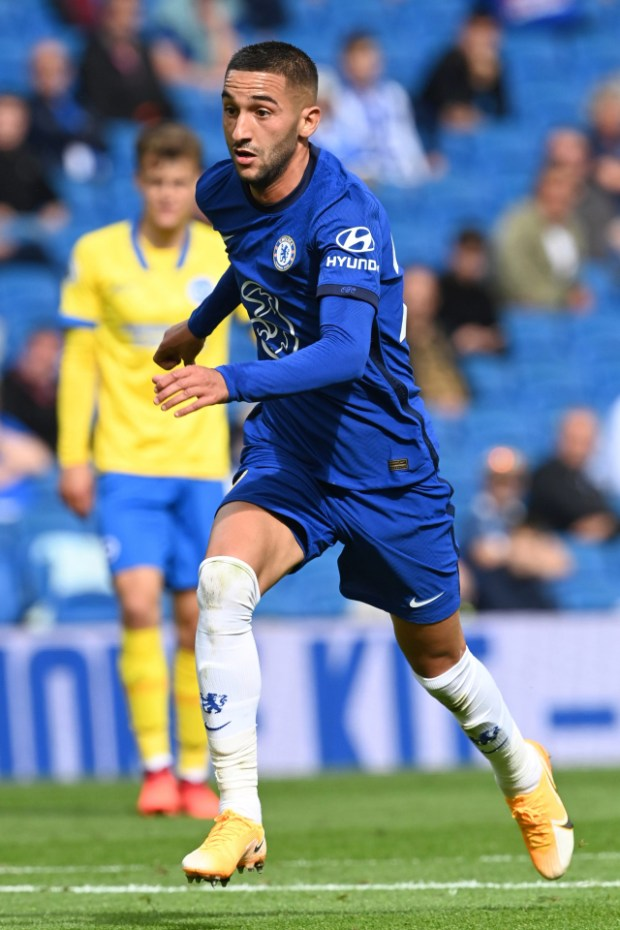 Hakim Ziyech Leaves The Pitch INJURED In First Chelsea Pre-Season Game.  The Moroccan winger got off to a good start as he was involved in the Blues' opening goal of pre-season in just