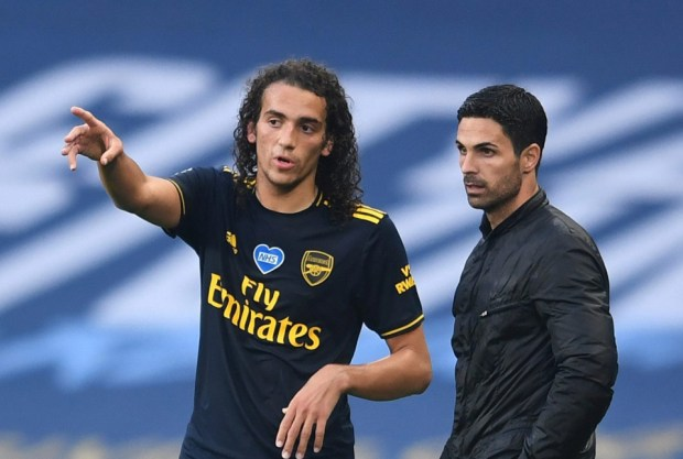 Mikel Arteta Hints Matteo Guendouzi Could Yet Have A Future At Arsenal.  Reports in the French media have claimed the 21-year-old is open to leaving this summer in search of a new challenge.