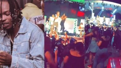 Photo of BREAKING: Police arrests Naira Marley over Abuja Concert
