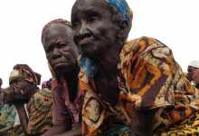 Photo of An Old woman accused of witchcraft in critical condition