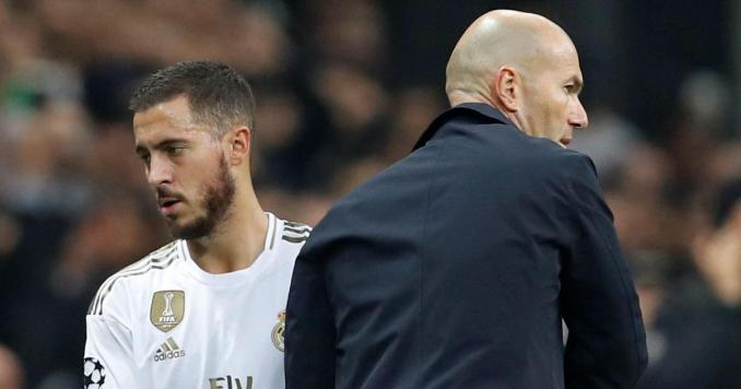 Zidane to be without Ramos and Hazard.  Man City vs Real Madrid will have two key players miss the crucial tie at the Etihad - Gareth Bale is likely not to travel with the squad while Hazard