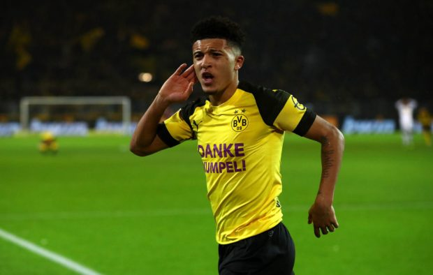 Jadon Sancho Has Agreed Personal Terms With Manchester United