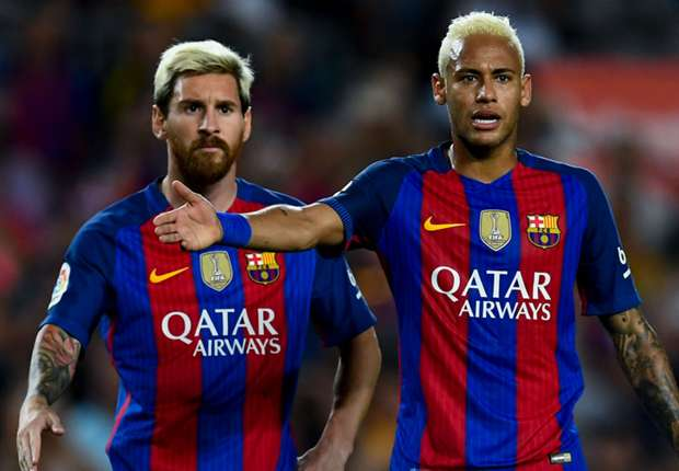 Lionel Messi Wants Neymar To Join Him At Man City.  Lionel Messi has held private talks with Neymar and wants his former Barcelona teammate to join him at Manchester City, according to reports in Brazil.