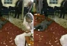 Photo of A Man Finds That His Bride Has Four Children On His Wedding Day