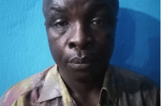 Photo of Man arrested for defiling his friend's seven-year-old daughter
