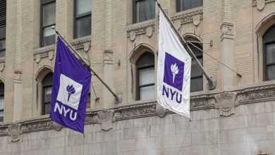 Photo of 20 students suspended in the NYU for violating coronavirus rules