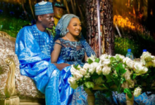 Photo of Photos from the wedding of presidential aide, Bashir Ahmad