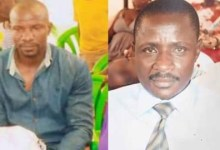 Photo of Two men hack each other to death while fighting over woman in Uganda