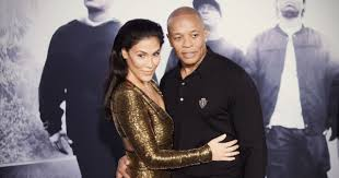 Photo of Nicole Young Claims She Co-Owns Dr. Dre's Trademark.