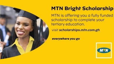 Photo of MTN Foundation Scholarship Scheme For Bright Students 2020