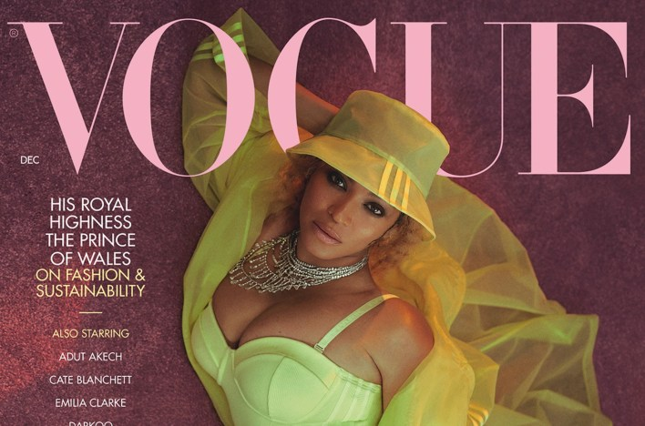 British Vogue unveiled Beyoncé as its December 2020 cover star on Friday (Oct. 30) with three jaw-dropping covers.