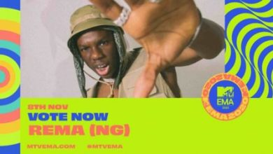 """Photo of Burna Boy, Rema, Nominated for """"Best African Act"""" Award For 2020 MTV EMA"""