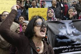 Photo of Death of a woman in Cairo suburb sparks anger in Egypt.