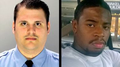 Photo of Ex-Philadelphia cop charged in fatal shooting of Black man.