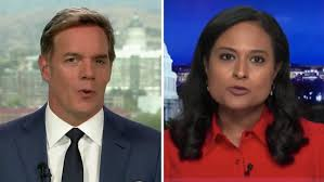 Fox's Hemmer defends NBC's Welker after Trump camp's 'activist' accusation: 'She's a reporter'.