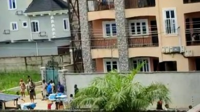 Photo of Hoodlums attack warehouse in Lagos and cart away valuable home appliances