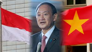 Photo of Japan's Suga to focus on security as he visits Vietnam, Indonesia.