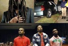Photo of See The 3 Men That Killed Lucky Dube! And This Is Why They Killed Him (Photos)
