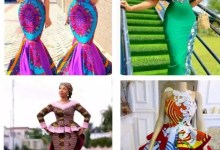 Photo of Wanna look beautiful this december? See ankara designs you can rock for christmas