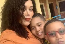 Photo of Months After She Converted Back To Muslim, See How The Nollywood Actress And Her Children Looks Like