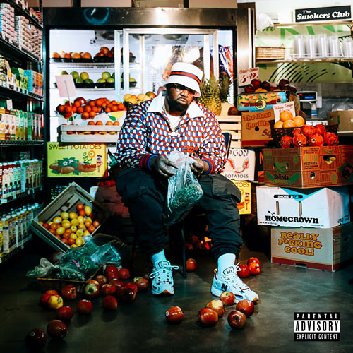 The Harlem native has been consistent serving new releases frequently, his new offering sets a new bar for the ever growing rapper.