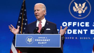 Biden on Thanksgiving: 'There should be no group more than 10 people'