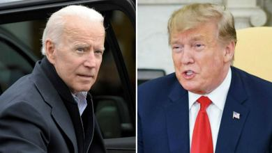 Biden's favorability rating rises while Trump's slips: Gallup