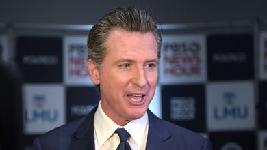 Members of top California doctors group among guests at party with Newsom