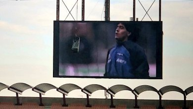 Milan pay tribute to Maradona before Napoli game with 'Live is Life' video