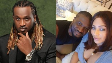 Paul Okoye hints his twin brother's wife, Lola disrespected their parents