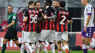 Rossoneri extend lead at top of the table with comfortable victory