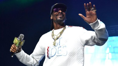 Snoop Dogg shares Christmas version of his Just Eat song 'Did Somebody Say'