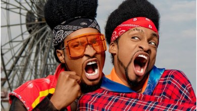 """""""Time To Question My Parents"""" – Actor & Media Personality Denrele Edun Says As He Meets His Lookalike"""