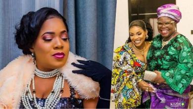 Toyin Abraham Reveals Why She Snubbed Iyabo Ojo On Social Media After Losing Her Mother